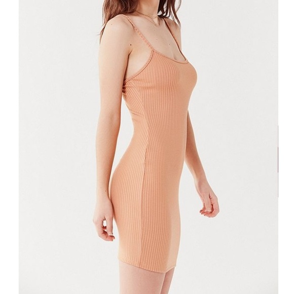 Urban Outfitters Dresses & Skirts - Tan Dress from Urban Outfitters